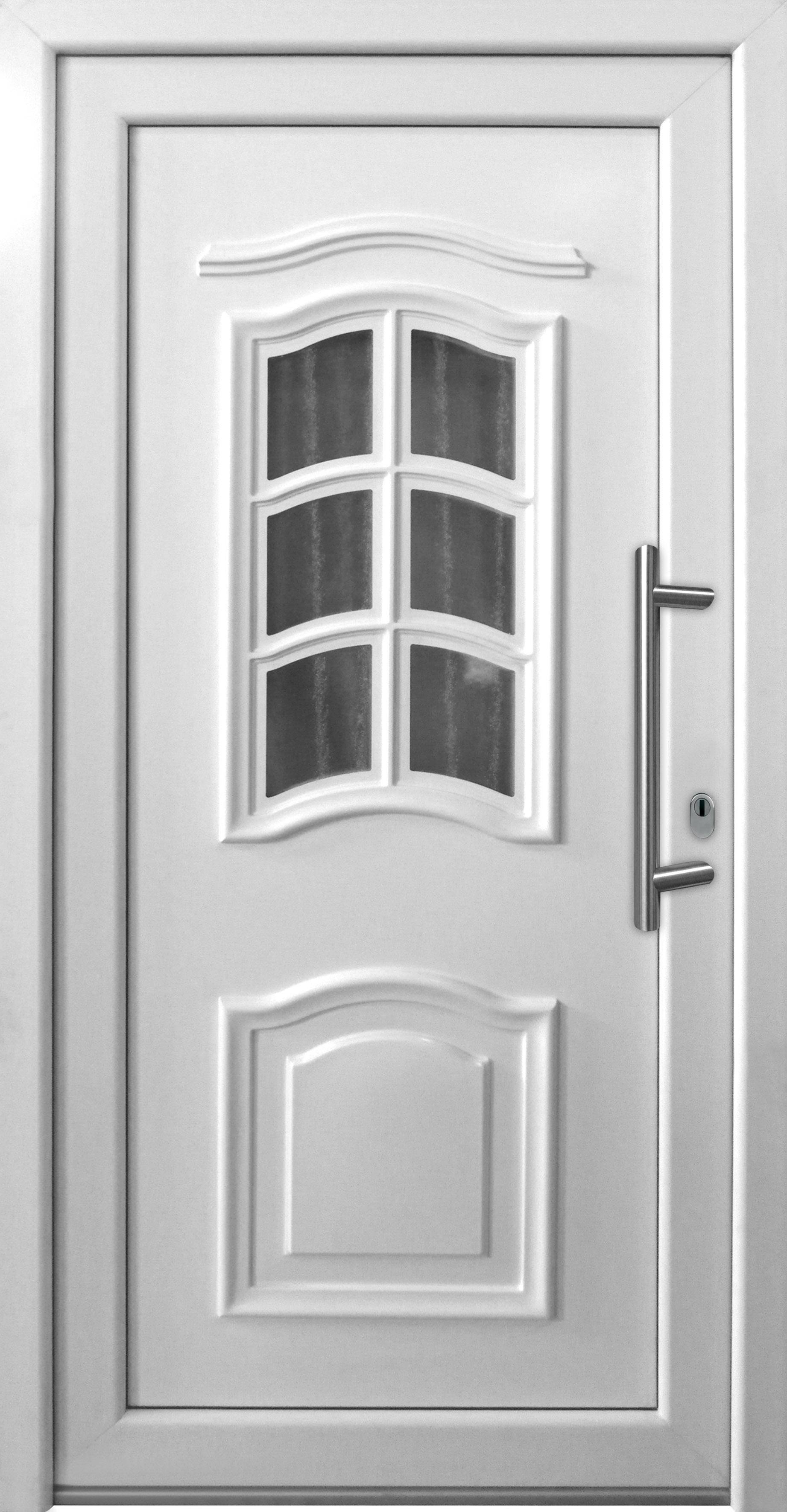 KunststoffHaustür K003  KunststoffHaustüren  KunststoffTüren