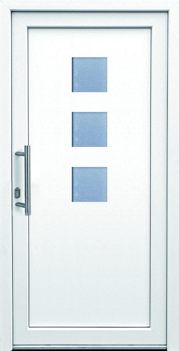 KunststoffHaustür K010  KunststoffHaustüren  KunststoffTüren